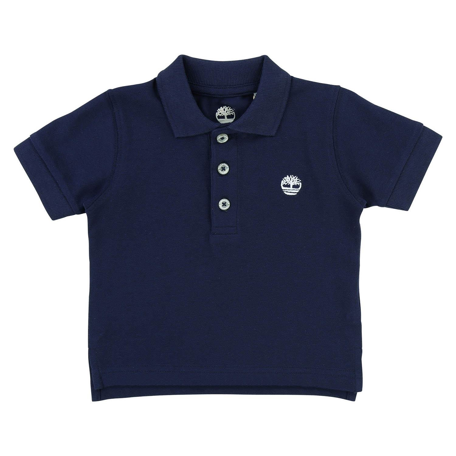 Timberland Baby-Jungen Poloshirt Polo Manches Courtes T05H04