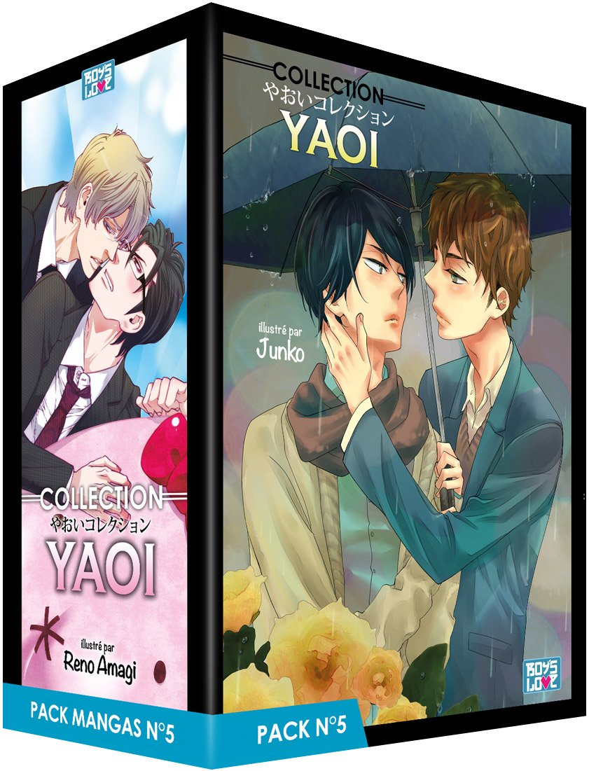 Collection Yaoi Pack N° 5 : 5 mangas (Boys love): Amazon.es: Osp ...