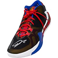 $359 » Giannis Greek Freak Antetokounmpo Signed Right Coming to America Shoe BAS ITP