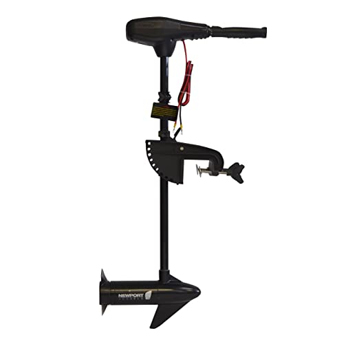 Newport Vessels Saltwater NV-Series 36 lb. Thrust Transom Mounted Electric Trolling Motor