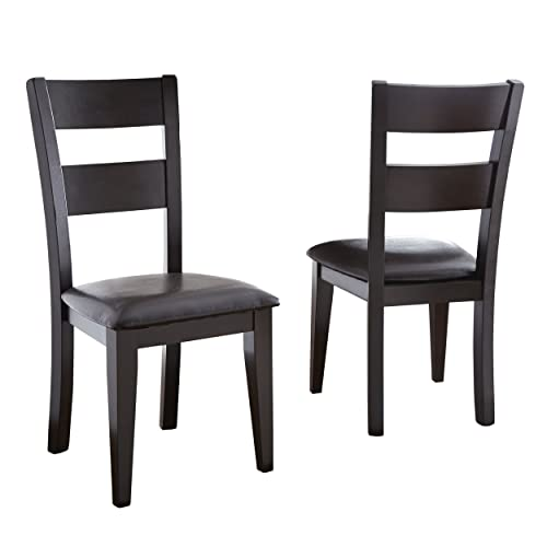 Steve Silver Company Victoria Side Chair Set of 2 , 19 W x 22 D x 40 H