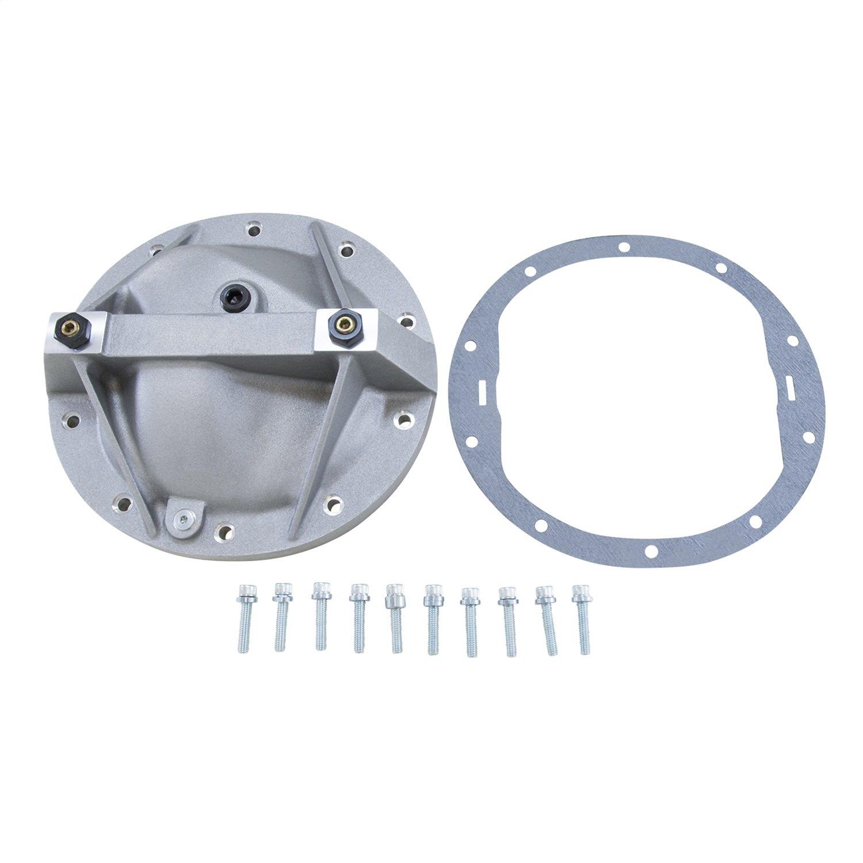 Yukon Gear & Axle (YP C3-GM8.5-R) Aluminum Girdle Cover for GM 8.2/8.5 TA HD Differential by Yukon Gear (Image #1)