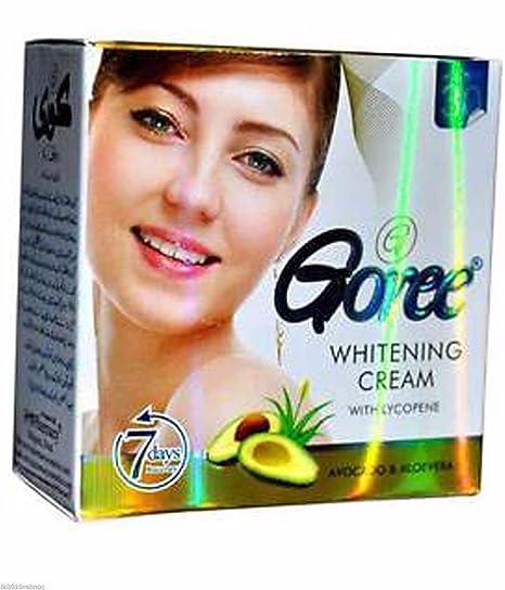 goree Pimples Removing Whitening Cream