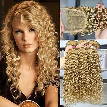 Amazon Com Afro Kinkys Curly Hair Bundles Orange Star