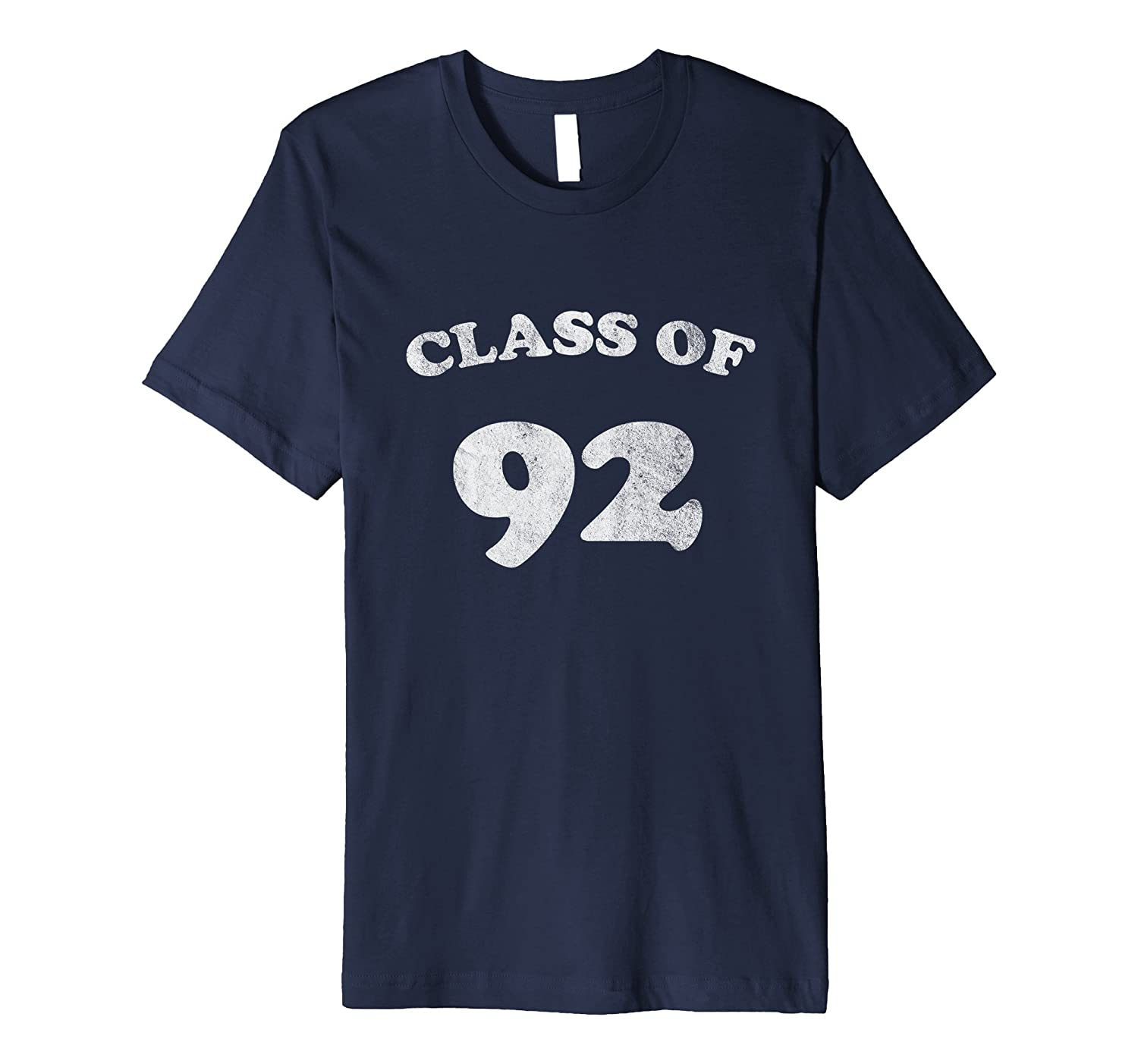 90s Shirt Class of 92 Retro Vintage Nineties 90s T-Shirt-PL