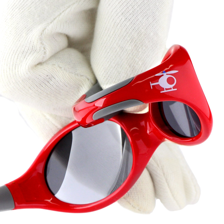 polarizzati ActiveSol Occhiali da sole per BIMBI PICCOLI 0-2 anni 18 grammi indistruttibili in gomma flessibile Protezione 100/% UV 400 REGALO DI NATALE RAGAZZI