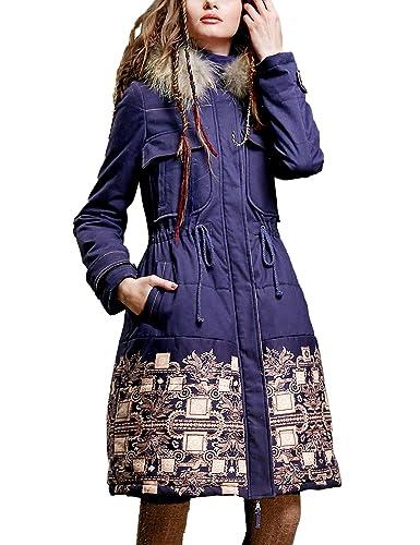 Artka - Abrigo - chaqueta guateada - para mujer
