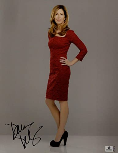 Sexy Dress Heels 11x14 Dana Autographed Photo Delaney Signed Hand Yb7gvyf6