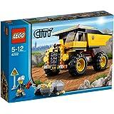 LEGO City 4202 - Camión de Minería