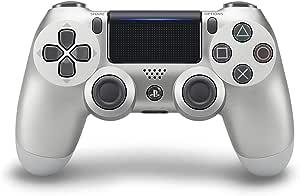 Sony CUH-ZCT2G 15 DUALSHOCK4 wireless controller, Silver