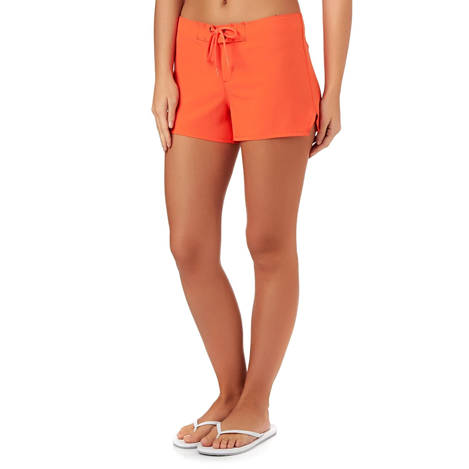 Roxy Board Shorts - Roxy To Dye For Board Shorts - Electric Apricot