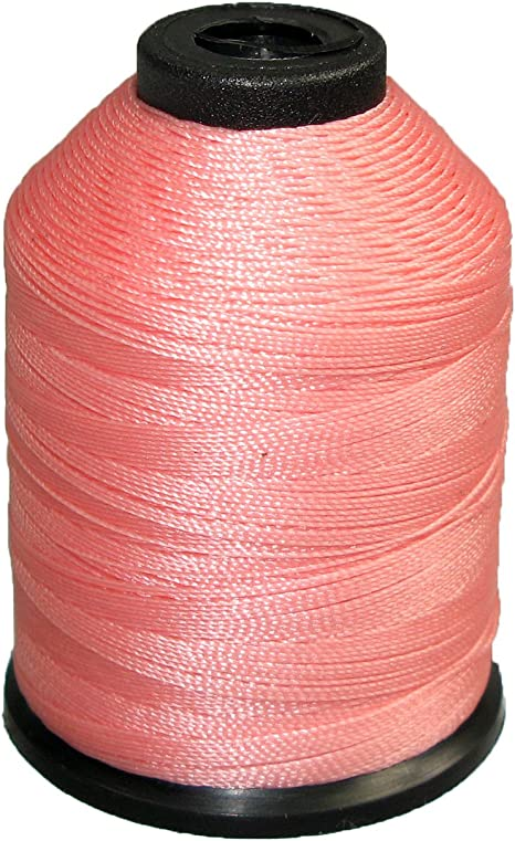 Tex 70 Premium Bonded Nylon Sewing Thread #69 Black