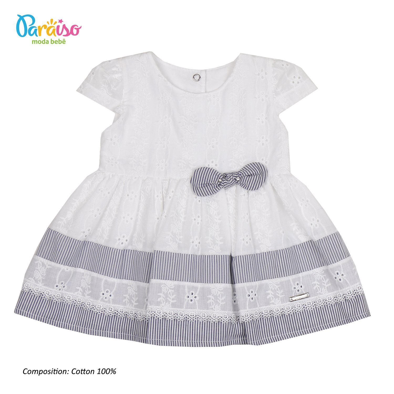 Paraiso DRESS B076GVBZYV ベビーガールズ 1-3 Months Months ネイビーブルー DRESS B076GVBZYV, ANiSIE:c5a21f77 --- sharoshka.org