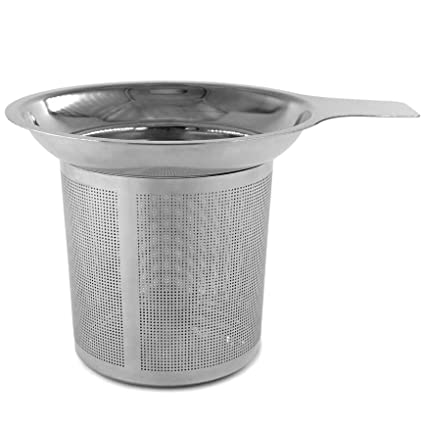 Amazoncom Daycount Stainless Steel Reusable Coffee Filter Tea