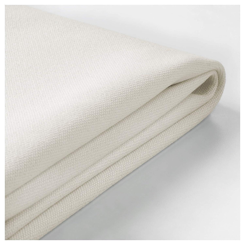 GRONLID グローンリード カバー 4人掛けソファ用, 寝椅子付き, インセロス ホワイト 792.551.83  B07FJZFPKB