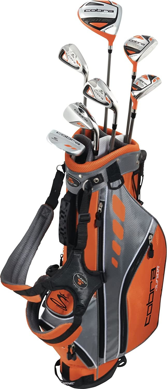 Cobra Golf Jr. Kids Complete Set LH 46 de 52