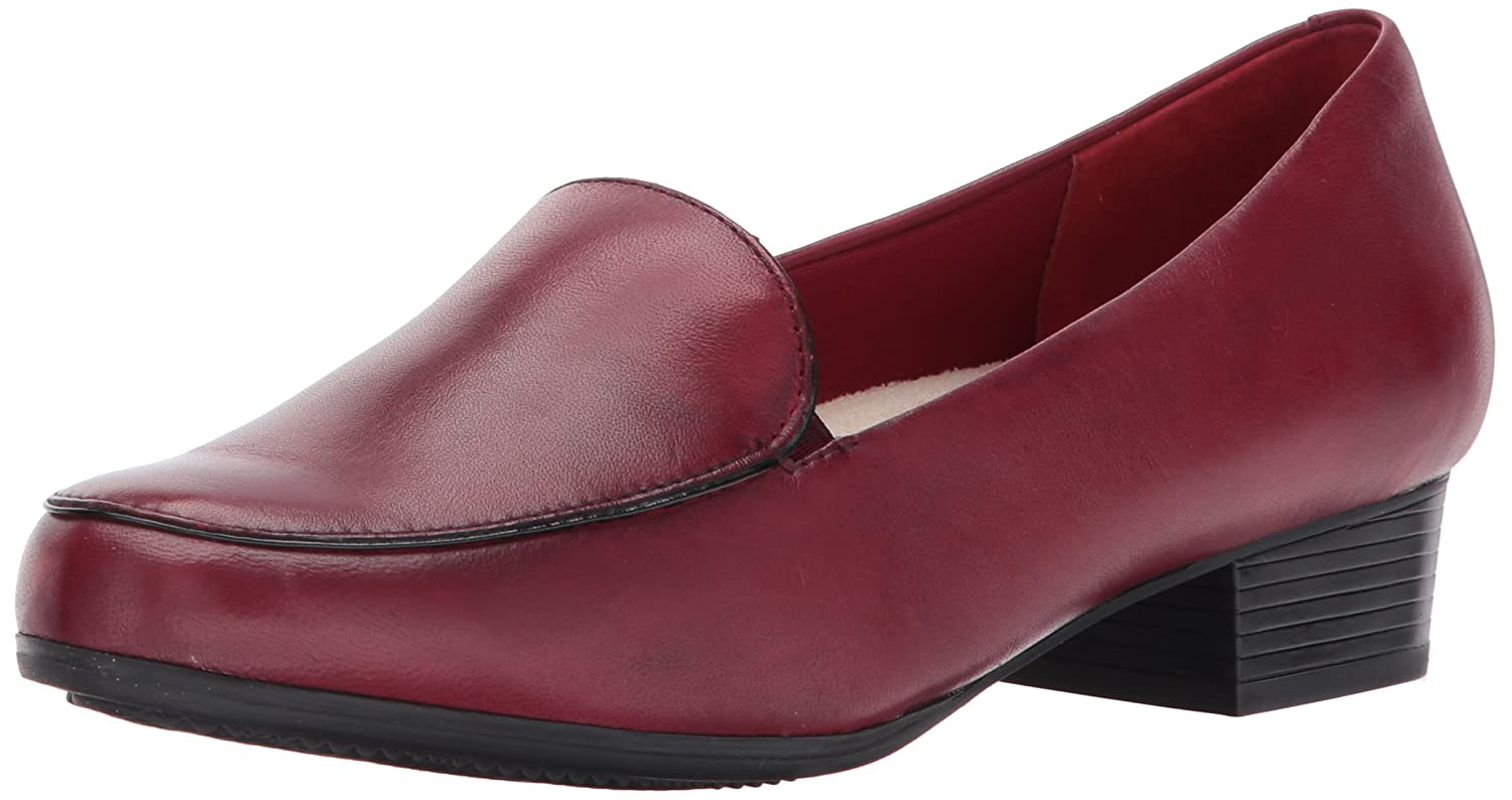 Trotters Women's Monarch Loafer B01N0TKOGK 9 N US|Ruby Red