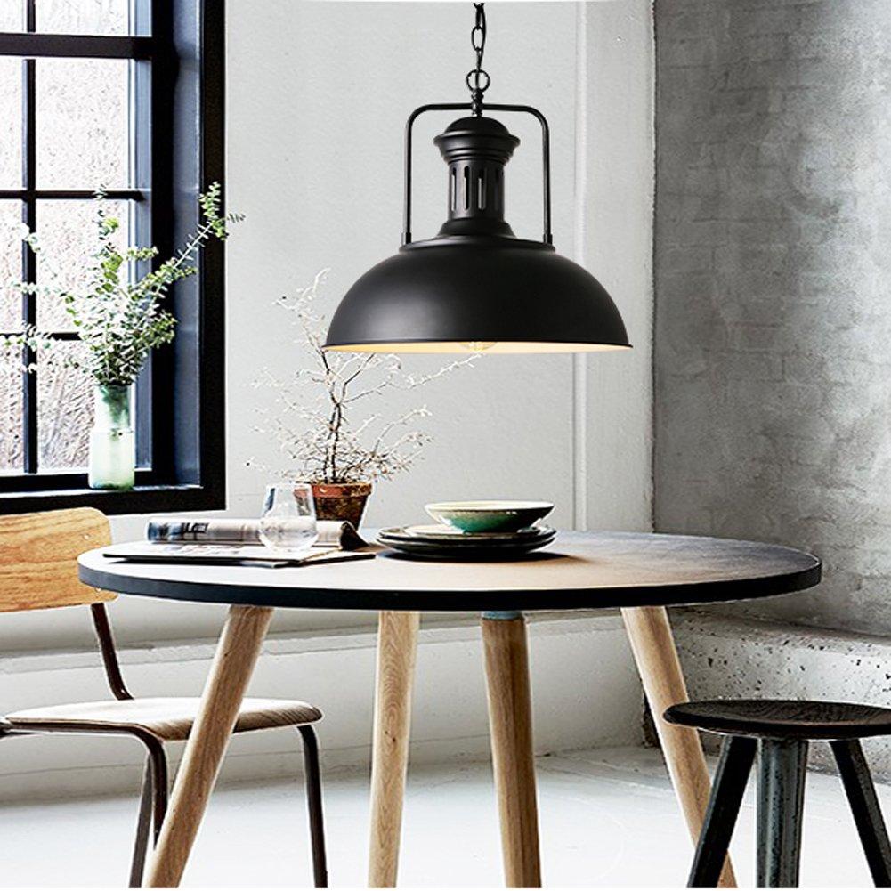 Retro Industrielle Hängelampe Topf Lampe Loft Restaurant Bar Balkon ...