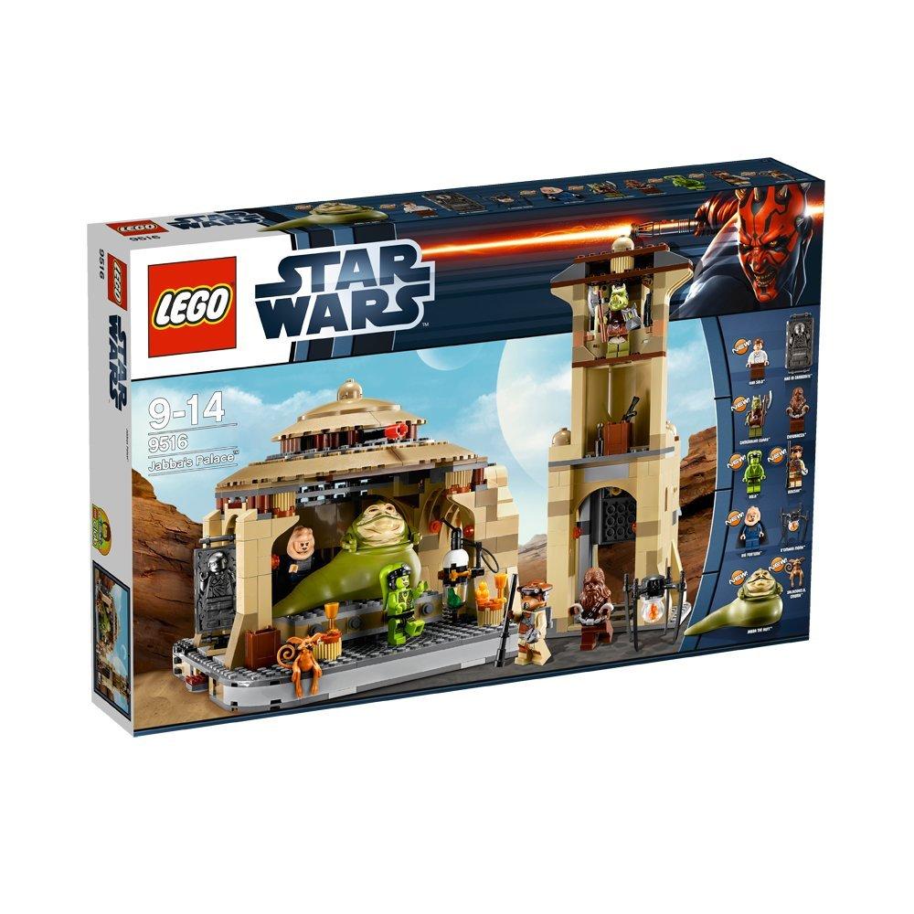 LEGO Star Wars  Jabbas dp BJS