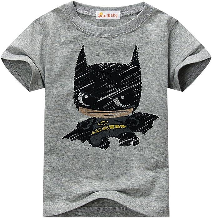 Ladies Comics Batman Logo T Shirt Short Sleeve Everyday Casual Top Size 6-18
