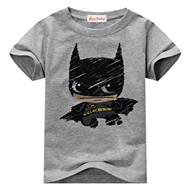 4b84d610b Amazon.com: Toddler T-shirt for boys Graphic Short Sleeve Cotton Tee:  Clothing