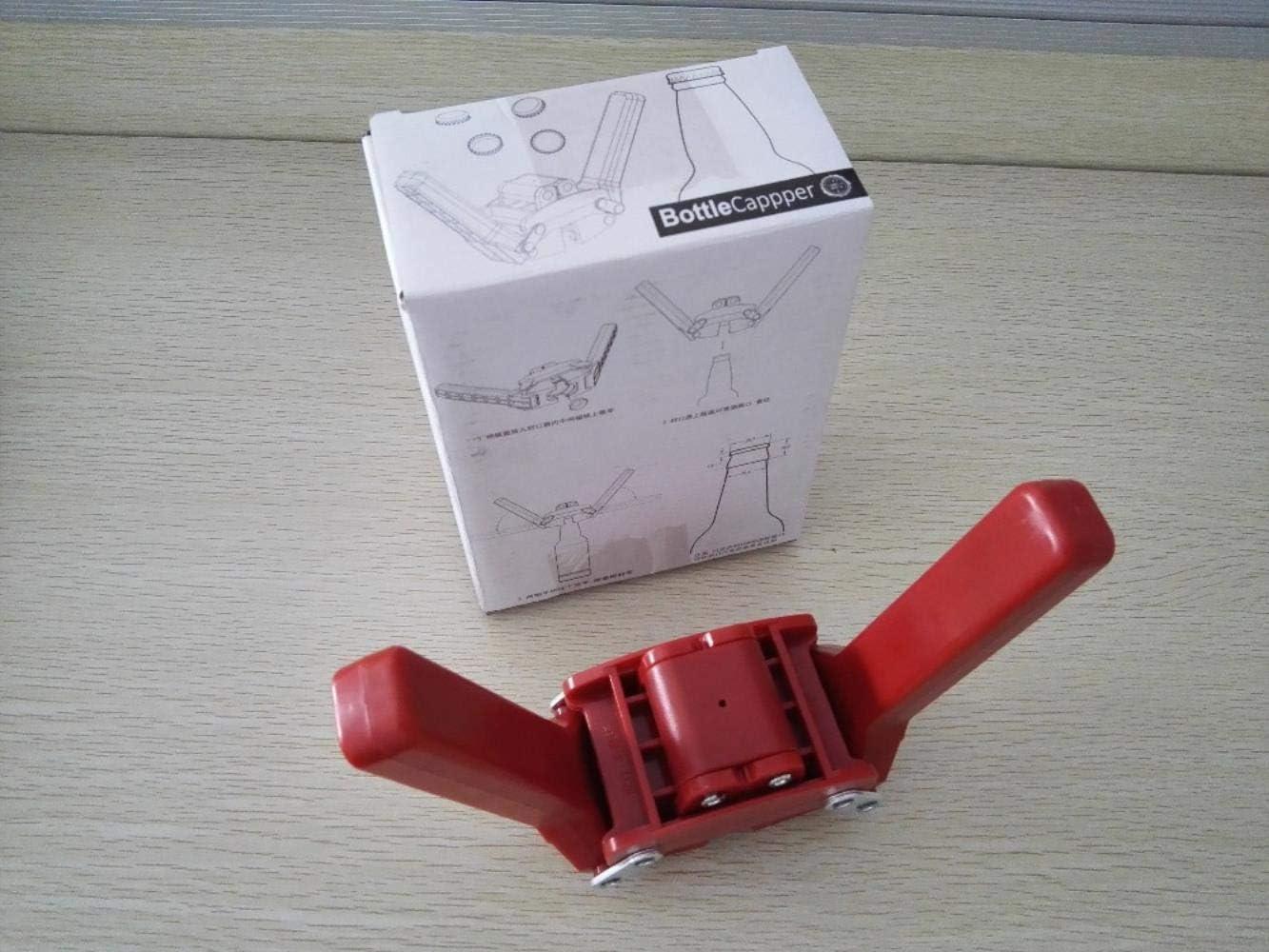 Bottle Sealer for Home Brewing Beer Bottle Caps JVSISM Manual Bottle Capper Tool Capper
