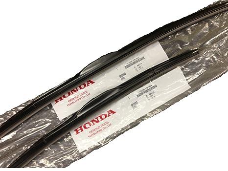 MTXtec Honda Accord limpiaparabrisas