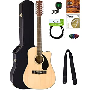 Fender 12-String Acoustic Guitar