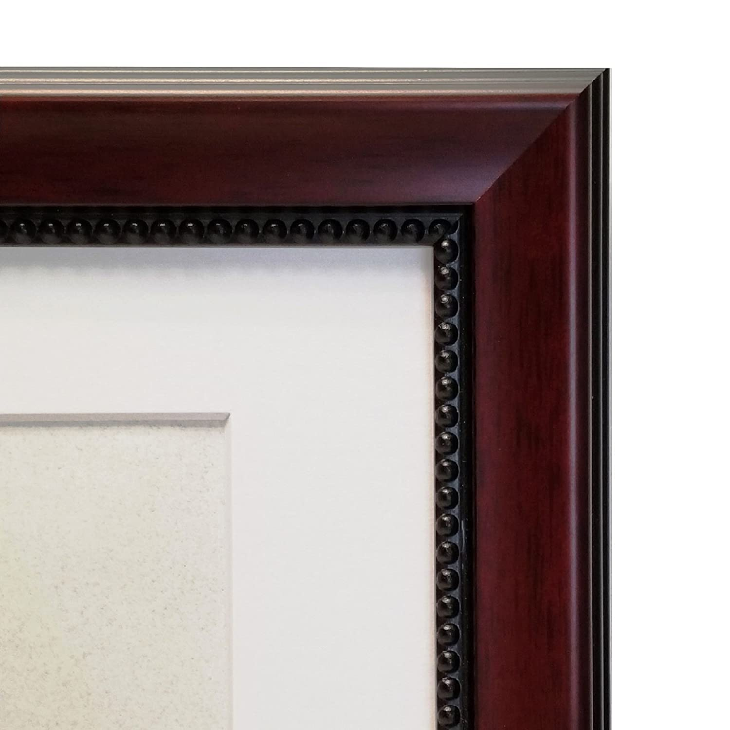 11-Inch by 14-Inch NBG Home 06FP481 Snap Silver Wall Frame
