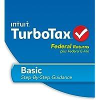 TurboTax Basic Fed + Efile 2013 OLD VERSION