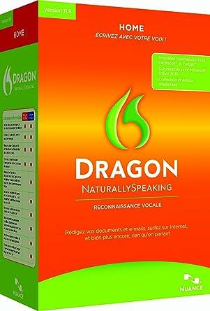 Dragon Naturallyspeaking Home V115 Micro Casque Inclus Amazonfr