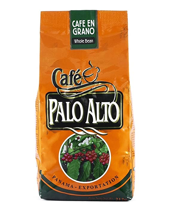 Panama Palo Alto Boquete Coffee Café Palo Alto Panama 1/2 Pound (212gr) Ground Coffee Single Pack