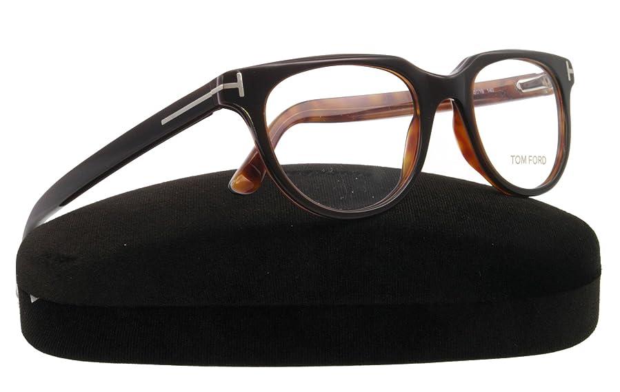 Tom Ford FT5148 Eyeglasses - 050 Brown - 50mm at Amazon Women\'s ...
