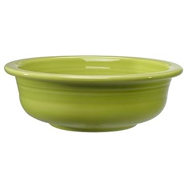 Fiesta 2-Quart Serving Bowl, Lemongrass