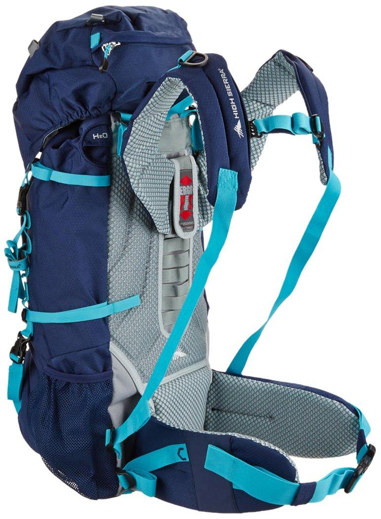 High Sierra Women's Explorer 50L Internal Frame Backpack