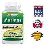 Best Naturals Moringa Superfood 500 mg 60 Veggie