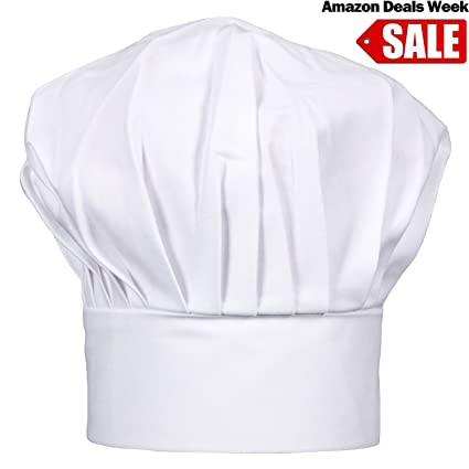 ... personalized pastry Kitchen Cooking Chef Works Uniforms Mushroom Chef  Hat cca219d2450