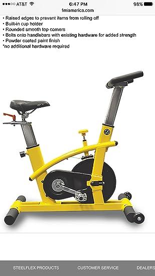 Bicicleta de ejercicio vertical Fitnex X5 para niños: Amazon.es ...