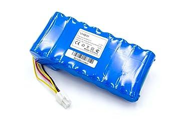 vhbw Batería Li-Ion 4000mAh (18V) para cortacésped, Robot ...