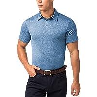 LAPASA Polo Deportivo Hombre Camiseta Deportiva de Golf