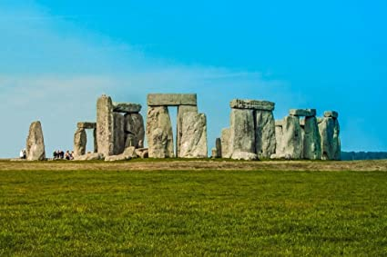 Gifts Delight LAMINATED 36x24 inches Poster: Stonehenge Historical Monument Stones