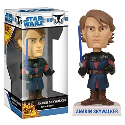Funko Anakin Skywalker Bobble-Head: Toys & Games