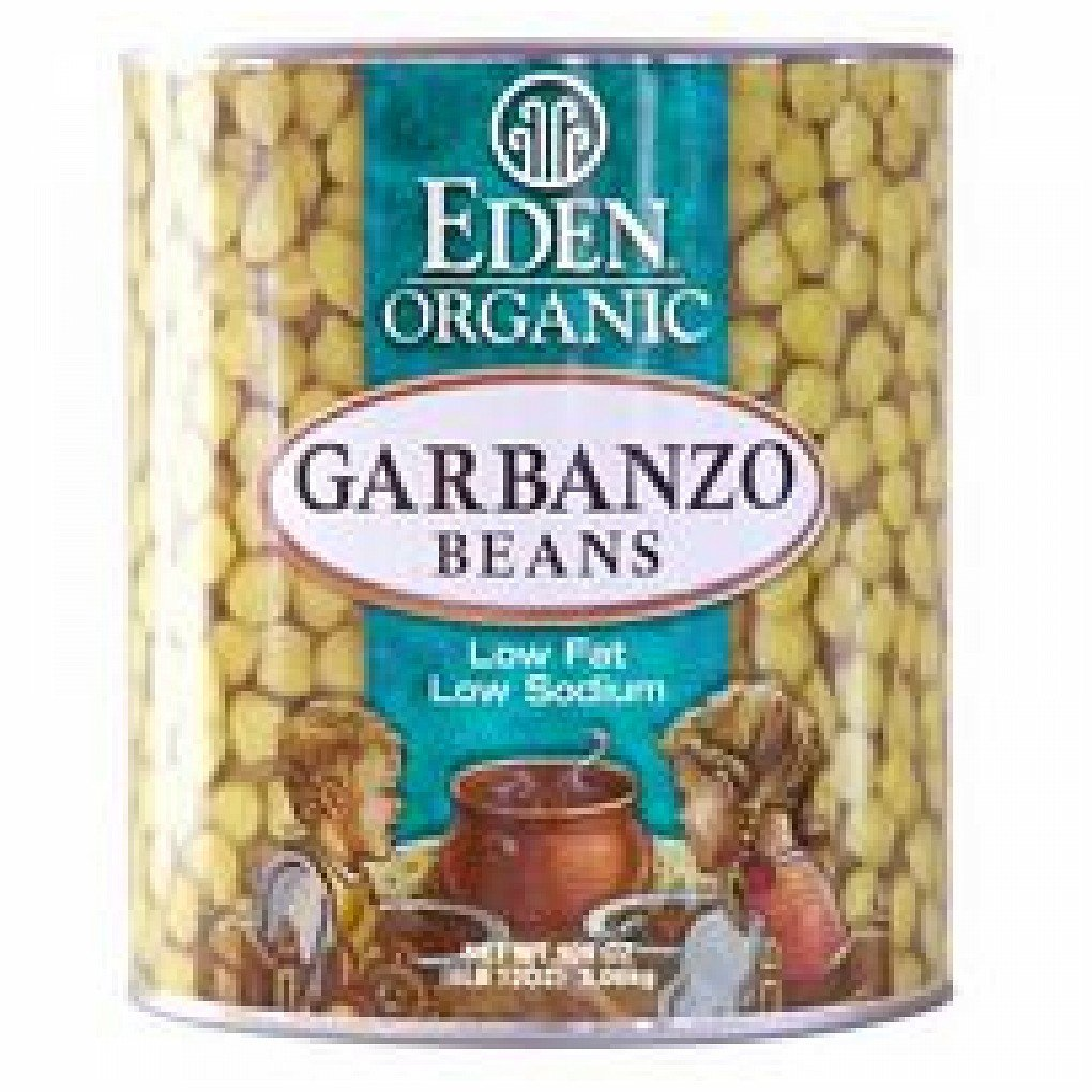 Eden Foods Garbanzos Beans Can (12x15 OZ)