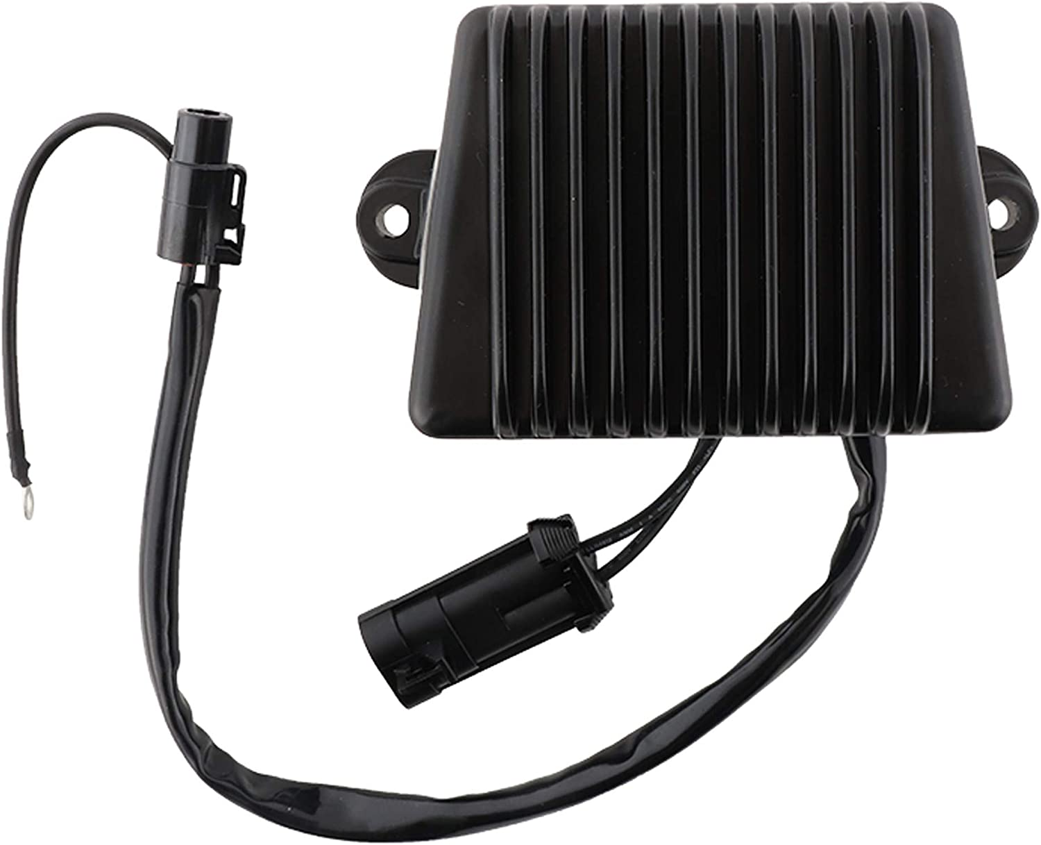 New DB Electrical Rectifier//Regulator AHD6024 Compatible with//Replacement for Harley-Davidson FLHRI Road King Police Special Edition FLTRI Road Glide 2004-2005 74505-04