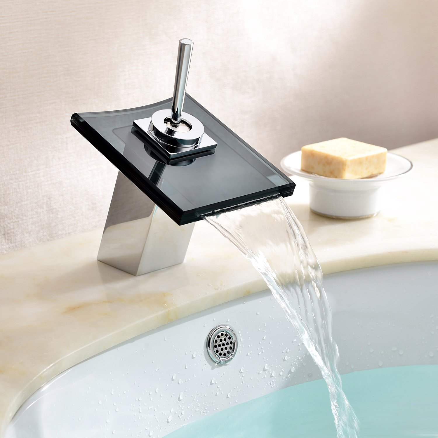 well-wreapped Lightinthebox Deck Mount Single Hole Bathroom Sink ...
