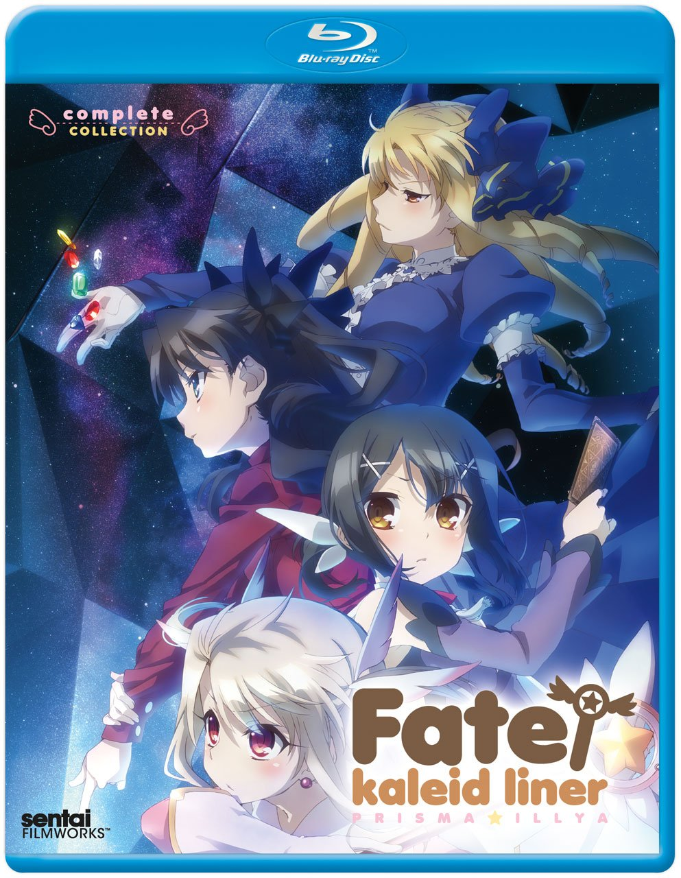 Fate / Kaleid Liner - Prisma Illya Complete Collection [Blu-ray] Sentai Filmworks Anime / Japanimation Cartoons & Animation Movie