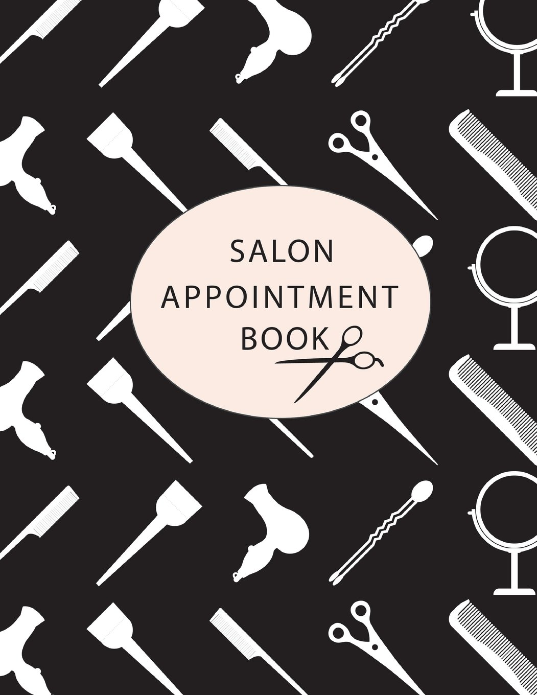 Download Salon Appointment Book: 4 Column Daily Appointment Book for Salons, Spa, Barbers, Hair Stylists, Person Daily and Hourly Schedule Notebook, Planners ... (Appointment Book for Salon) (Volume 2) ebook
