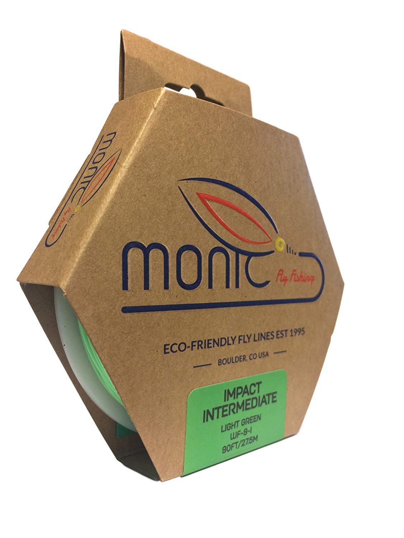 【国内即発送】 Monic WF-3-F Impact Fly Fly Line WF-3-F B01LBGPK9C B01LBGPK9C, 大和まほろば いざさ茶屋:98a68e8b --- a0267596.xsph.ru