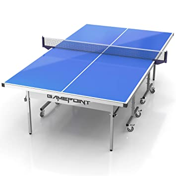 Gamepoint - Mesa de Ping-Pong para Exteriores, Impermeable ...