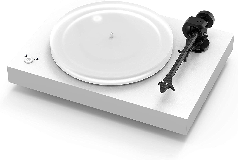 Pro Ject X2 Plattenspieler Mit Elektronischer Elektronik